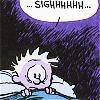 Calvin: sigh