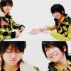 magic少女。: JUMP ・ 山知 ・ my favorite pair