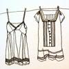 ღ misc → sundried dresses