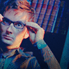 The Writer They Call Tay: DW: Ten - 'brainy specs activate'