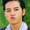 Tae Kyung pout