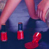Stock nail varnish