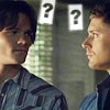 Paula: spn- question marks