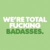 BADASS ATTITUDE!