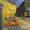 Cafe Terrace at Night - Van Gogh