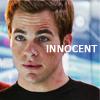 James Tiberius Kirk: innocent