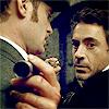 Jeannie: [Holmes/Watson] chest caress