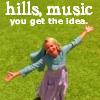 Pushing Daisies: Hills & Music