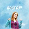 Aislynn: Doctor Who - Donna rock on
