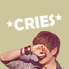 heppy: cries-onew