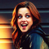 I kind of like to look like a hobo: KStew- Sundance - Excited