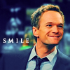 cosmic: HIMYM: Barney smile