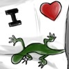 I heart Newt