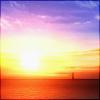 Air: Sunset