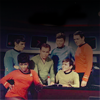 pot kettle black: star trek | tos cast