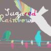 ♥+rainbowsugarcubes;