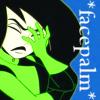 Shego - Facepalm