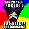 SW: eat reeses