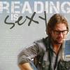 dizzy & lit up like a Ferris wheel: Reading IS Sexy: Sawyer