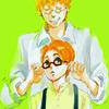 [Hetalia: America and England] Glasses