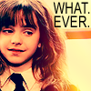 [Harry Potter//Hermione] What Ever