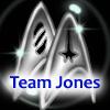 near_family: Team Jones bubble blue