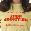 kpop addiction
