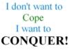 cope conquer