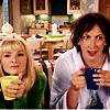 Charlotte; Possy Magnet.: TV | Miranda | BFFS