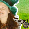 mrsdrjackson: Fangirl - Ginny Weasly - HP