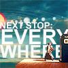 Takma'rierah: Next stop: everywhere