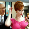 mad men - joan/roger