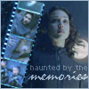 haunted by the memories