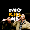 Hide-fan: [SPN] Pliz Kill Me
