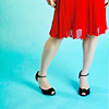 feet (Eve Myles)