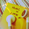 Aries4eva303: Music=life