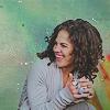 d: BH Annie laughs