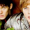 kianspo: Arthur/Merlin dreamy