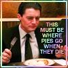 pie twin peaks