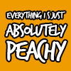 relatively: text: peachy_everything