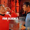 Star Trek - Redshirt - For Science!