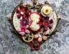 romantic, jewelry, steampunk, neo victorian