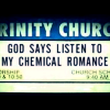 God says listen to MCR