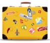 Желтый чемодан