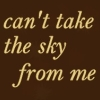 But, I don't want to be a pie,: sky