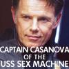 O, Hai!: Pike Greenwood Captn Casanova