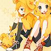 Len&Rin → shiny shinx