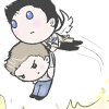Delusions of a TV Addict: Cas/Dean--Cute perdition saveage