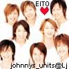Johnny's & Units Lover: K8
