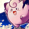 Amber: Excited Clefairy by castform